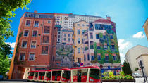 Lyon Croix-Rousse City Tram Tour with Audio Guide, Lyon, City Tours