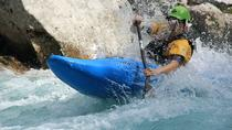 Beginners & intermediate Kayak courses on Soca river, Bovec, Kayaking & Canoeing