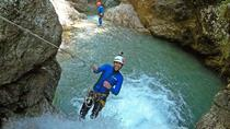 Exciting half-day Canyoning adventure in Soca valley, Bovec, 4WD, ATV & Off-Road Tours