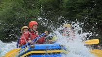 Full day adventure package with Rafting and Canyoning, Bovec, 4WD, ATV & Off-Road Tours