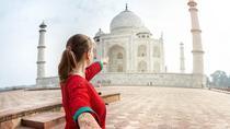 Private Tour: Overnight Taj Mahal and Agra Tour with Fatehpur Sikri from Delhi, New Delhi,...