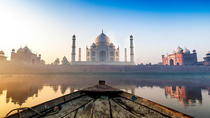 Private Tour: Taj Mahal Sunrise Tour from New Delhi, Agra, Private Sightseeing Tours