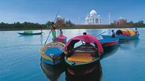Visite privée: Taj Mahal Sunrise Tour de Jaipur, Jaipur, Private Sightseeing Tours