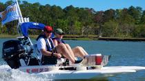 Recorrido en embarcación Creek Cat por Hilton Head Island, Hilton Head Island, Jet Boats & Speed Boats