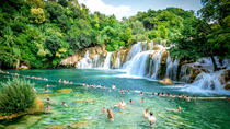 Krka Waterfalls National Park from Split, Split, Day Trips