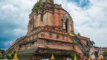 Chiang Mai - City Temples and Handicraft Village, Chiang Mai, Tuk Tuk Tours