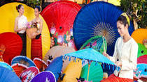 Chiang Mai - City Temples and Handicraft Village
