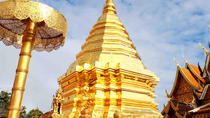 Chiang Mai - City Temples and Handicraft Village, Chiang Mai, Segway Tours