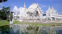 Chiang Rai—White Temple and Golden Triangle Private Tour from Chiang Mai, Chiang Mai, Day Trips