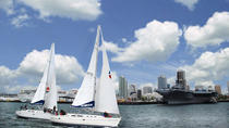 Small-Group San Diego Afternoon Sailing Excursion, San Diego, Viator Exclusive Tours