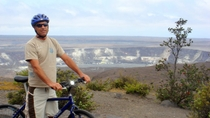 Fahrradtour am Vulkan Kilauea, Big Island of Hawaii, Bike & Mountain Bike Tours