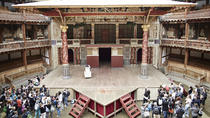 Shakespeare's Globe Theatre Tour and Exhibition with Optional Afternoon Tea, London