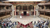 Shakespeare's Globe Theatre-Tour und Ausstellung mit optionalem Nachmittagstee, London