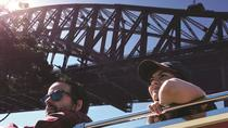 Walexcursie Sydney: Hop-on hop-off tour door Sydney en Bondi, Sydney, Cruises langs havensteden