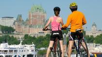 Hybrid bike rental on Ile d'Orleans, Quebec City, Bike Rentals