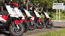 Single Scooter Rental on Ile d'Orleans, Quebec City, Vespa Rentals
