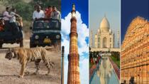 7-Night Private Tour of India's Golden Triangle, Palaces, and Tigers, New Delhi, null