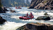 A Raft Journey: Thunder Down the Himalayan Foothills on Teesta River's White Water with Private...