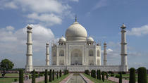 A Train Excursion From Delhi: Visit Fatehpur Sikri and Agra Fort and Taj Mahal with Private...