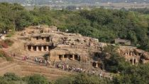 Explore the Historical Caves of the Khandagiri and Udayagiri Hills from Bhubaneswar with Private ...