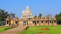 Full Day Tour to Kanchipuram and UNESCO's Mahabalipuram with Private Transfer, Chennai, Full-day...