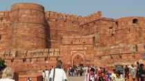 Historical Agra - A Walking Tour through the Former Mughal Capital with Private Transfer, Agra, ...