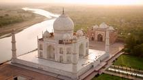 Private Agra Full-Day Tour Via Abhaneri Step Well from Jaipur With Lunch, Jaipur, Full-day Tours