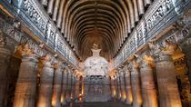 The Famous Ajanta Caves - A World Heritage Site Tour with Private Transfer, Aurangabad, Private ...