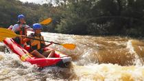 White-Water Kayaking on the Yarra River, Melbourne, Other Water Sports