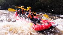 Whitewater Sports rafting on the Yarra river, Melbourne, White Water Rafting