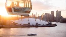 Emirates Airline Cable Car and Thames River Cruise, London