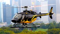 Helikopterflygning över New York: Grand Island, New York City, Flygturer
