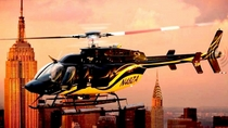Helikoptervlucht over New York en Manhattan, New York City