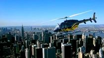Manhattan Sky Tour: New York Helicopter Flight, New York City, Helicopter Tours