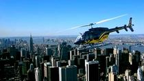 Manhattan vanuit de lucht: New York Helikoptervlucht, New York City, Helicopter Tours