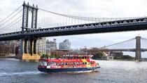 Hoppa på/hoppa av-rundtur och hamnkryssning i New York  , New York City, Hop-on Hop-off Tours