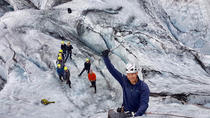 Glacier Hike and Ice Wall Experience from Skaftafell, Skaftafell, Ski & Snow
