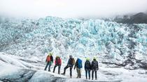 Glacier Hiking Adventure in Skaftafell, the 5-Hour Excursion, Skaftafell, 4WD, ATV & Off-Road Tours