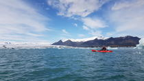 Kayak Adventure at Jökulsárlón, Reykjavik, Kayaking & Canoeing
