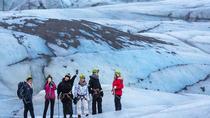 Sólheimajökull Glacier Walk, Vik, Hiking & Camping