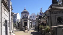Recoleta Afternoon Walking Tour, Buenos Aires, Bike & Mountain Bike Tours