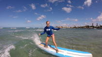 Oahu Shore Excursion: Small-Group Private Surfing or Stand-Up Paddleboard Lesson, Oahu, Ports of ...