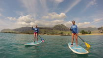 Pokai Bay Stand-up-Paddleboard-Einführung, Oahu, Surfing & Windsurfing