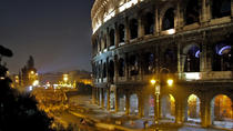 Colosseum by Night Walking Tour: Undergrounds and Arena, Rome, Archaeology Tours