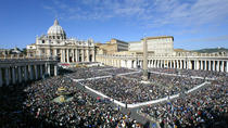 Half-Day Sunday Tour and Pope's Blessing, Rome, Half-day Tours