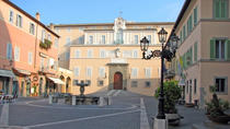 Italian Countryside Village Visit with Typical Food and Wine Tasting, Rome, null