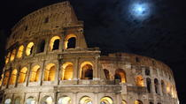Rome by Night Tour Including Dinner, Rome, Night Tours