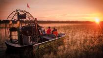 Florida Airboat Adventure bei Nacht, Orlando, Airboat Tours