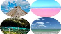 CHICHEN ITZA AND FOUR COLORS TOUR, Cancun, Attraction Tickets