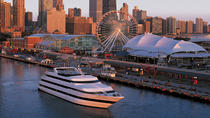 Chicago Odyssee – Bootstour mit Abendessen, Chicago, Dinner Cruises